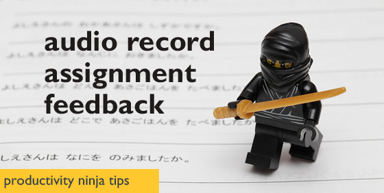 audio-record-assignment-feedback